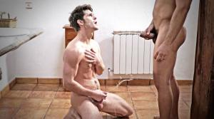 LucasRaunch – Devin Franco Takes A Golden Shower In Rico Marlon's Piss