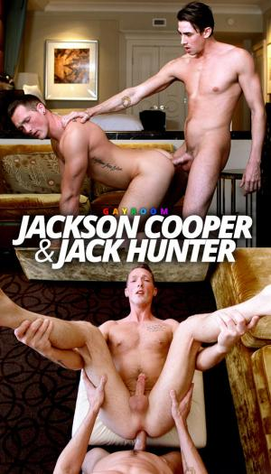 Manroyale – After School Fuck – Jack Hunter bangs Jackson Cooper