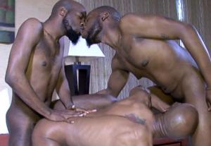 BlackBreeders – Get 'Em in Line – Shaft Jackson, King Delight & Slade Wilson – Bareback