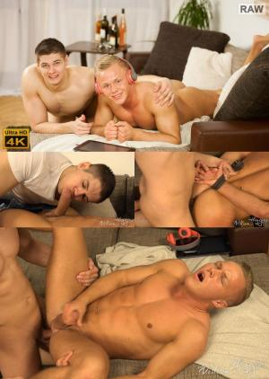 WilliamHiggins – Boda and Tomas RAW – FULL CONTACT – Boda Gold & Tomas Fuk
