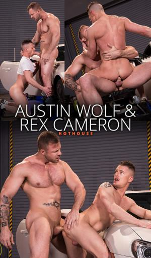 HotHouse – Overpowered – Austin Wolf bangs Rex Cameron