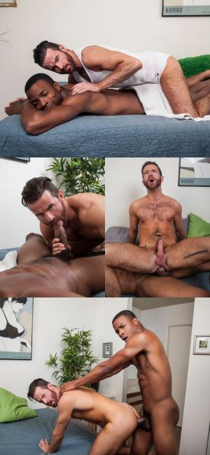 RandyBlue – Charles King makes his debut at Randy Blue barebacking Irish Hunk Brendan Patrick