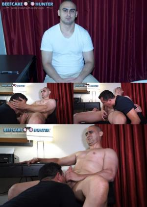 BeefcakeHunter – Turkish cum shower – Ron