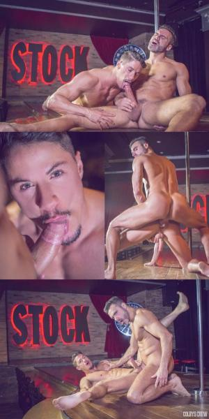 ColbysCrew – Stripper Audition – Manuel Skye & Skyy Knox