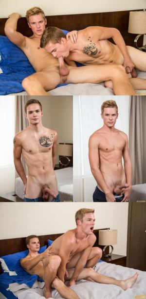 NextDoorBuddies – Ty Thomas Takes it From Connor Collins