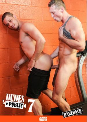 RealityDudes – DudesInPublic 7 – Pierce Paris Fucks Tony Shore – Bareback