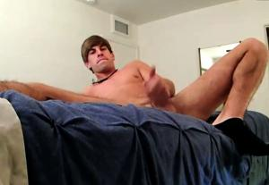 GayHoopla – Check Out Chad Norman in a Hot Solo Jerk OFF