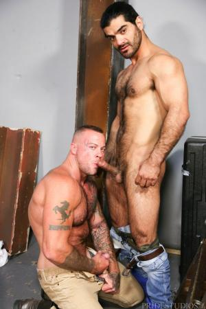 PrideStudios – Much Needed Fuck – Sean Duran & Ali Liam