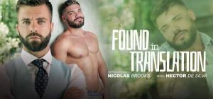 Menatplay – Found in Translation – Nicolas Brooks & Hector De Silva