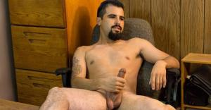 ZackRandall – Squirting A Hot Load Out – Dick Hardy – Solo