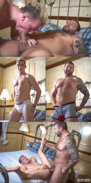 ColbysCrew – Cabin Buddies – Part 4 – Colby Jansen & William Moore