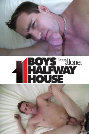 BoysHalfwayHouse – Useless Bareback Fuck Hole – Spencer – Bareback
