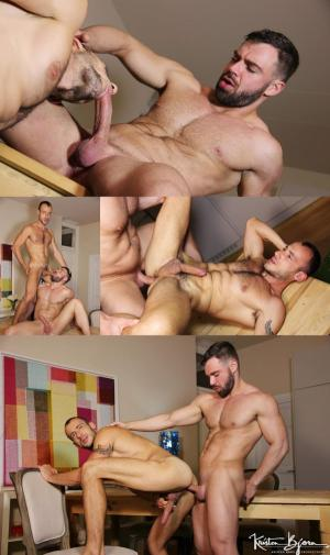 KristenBjorn – Sex Men: Try Me – Jose Quevedo & Ely Chaim – Bareback