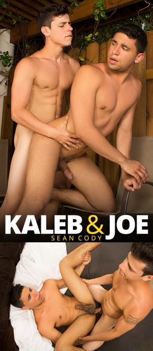 SeanCody – Kaleb barebacks Joe