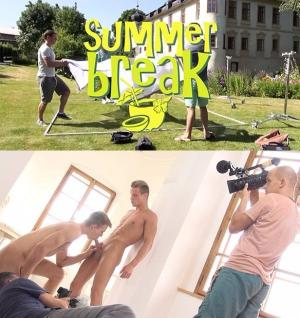 BelAmiOnline  – Summer Break – Part 4 – Backstages