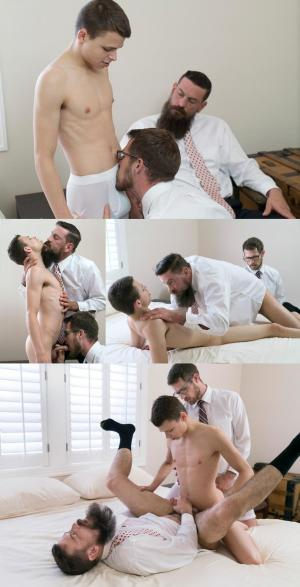 MormonBoyz – Elder Xanders – BONDS OF BROTHERHOOD – Bareback