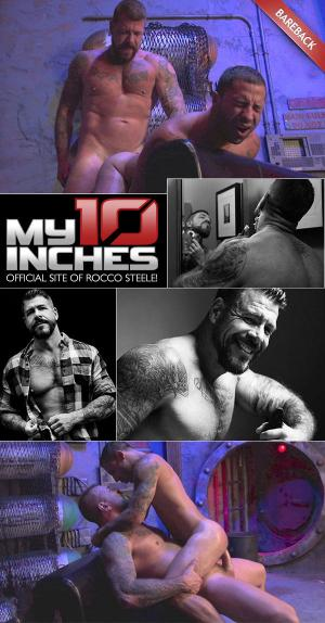 My10Inches – Rocco Steele Fucks Nick Cross – Bareback
