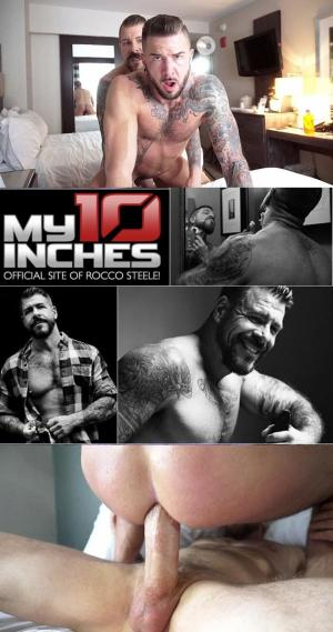 My10inches – Fucking Dolph Deitrich – Rocco Steele – Bareback
