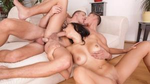 BiEmpire – Bi Curious Couples #07 – Billie Star, Paul Fresh & Denton Gary
