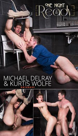 HotHouse – One Night at the Ready – Kurtis Wolfe drills Michael DelRay