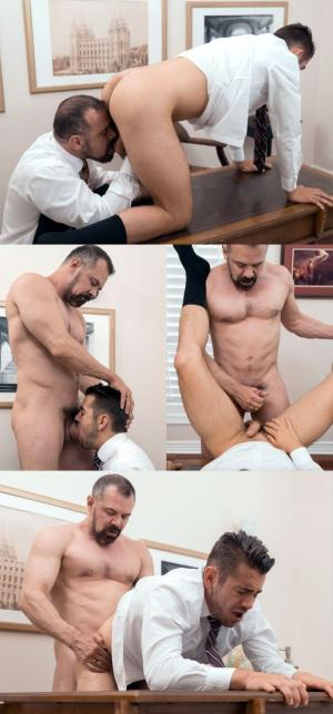 MormonBoyz – Brother Calhoun – THE CALLING – Bareback