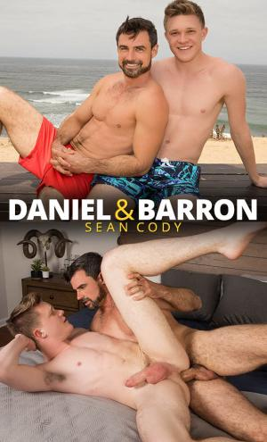 SeanCody – Daniel fucks Barron raw