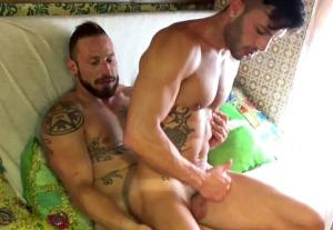 BiaggiVideos – Moroccan Tea Room – Andy Star & Antonio Miracle – Bareback