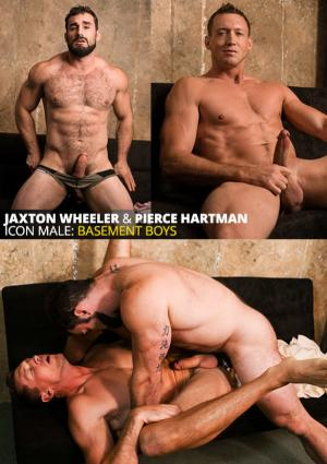 IconMale – Age of Innocence – Jaxton Wheeler pounds Pierce Hartman