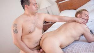 BearFilms – Nick Ravera & Sam Black – Bareback