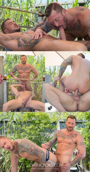 DominicFord – Raw Husbands – Hugh Hunter Fucks Dolf Dietrich – Bareback