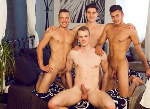 WilliamHiggins – Wank Party #87 Part 1 RAW – WANK PARTY