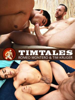 TimTales – Tim Kruger fucks Romeo Montero's tight muscle butt
