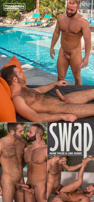 TitanMen – Swap – Luke Adams & Adam Thicke