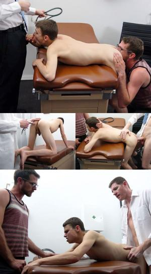 FamilyDick – Daddy's Little Boy, Chapter 3 – Doctor's Office – Bareback
