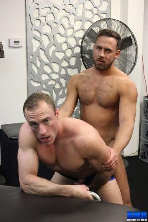BreedMeRaw – Logan Moore & Jacob Durham – Bareback