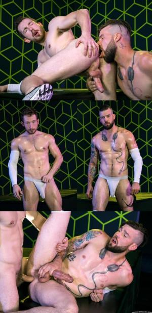 RagingStallion – Gaymers – Buck Richards & Eddie West