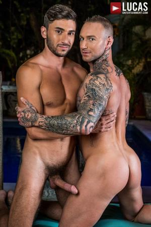 Lucasentertainment – Scott Demarco Flip-fucks With Dylan James – Bareback