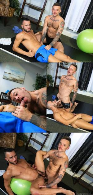 PrideStudios – Yoga Fun – Javier Cruz & Hoytt Walker