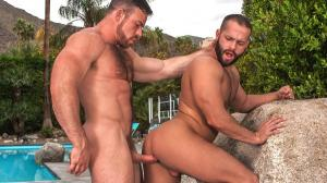 TitanMen – Muscle Daddies – Liam Knox & Luke Adams