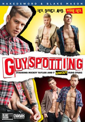NakedSword – Guyspotting – DVD