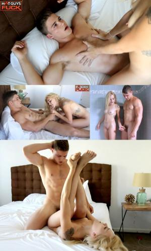 HotGuysFUCK – BEST Teen Sex – Kyle Dean FUCKS Blonde Stephanie Amato