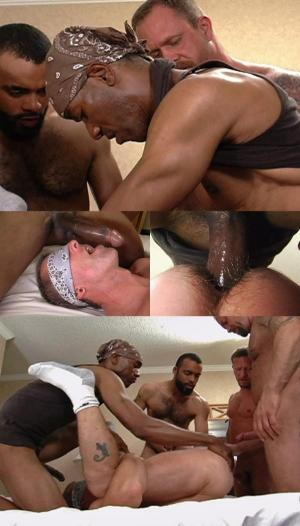 TimFuck – What I Can not See # 1 – Damon Darko With Tor Matthews, Fred Mayer, Devlin Michaels & Jerry Stearns – Bareback