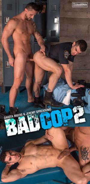 TitanMen – Bad Cop 2 – Dakota Rivers tops Jeremy Spreadums