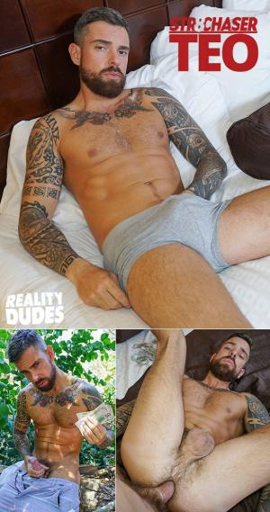 RealityDudes – Teo gets fucked – Str8Chaser