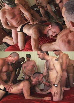 TimFuck – Will's Gangbang