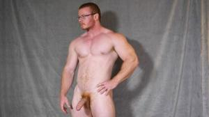 TheGuySite – Rob 4 – Red Muscle Man