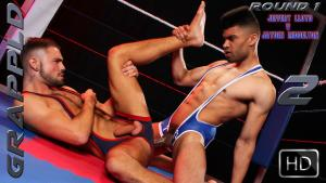 UKHotJocks – GRAPPLD 2 Round 1 – Jeffrey Lloyd & Jayden Middleton