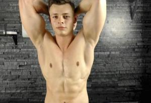 EastBoys – Muscle Flex – Casting 17 – Jeremy Brown