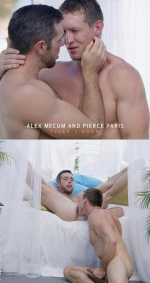 TylersRoom – Alex Mecum & Pierce Paris – Bareback
