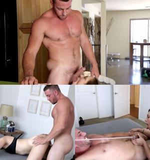 HotGuysFUCK – Muscle Stud Derek Jones Takes Over Tori Blue